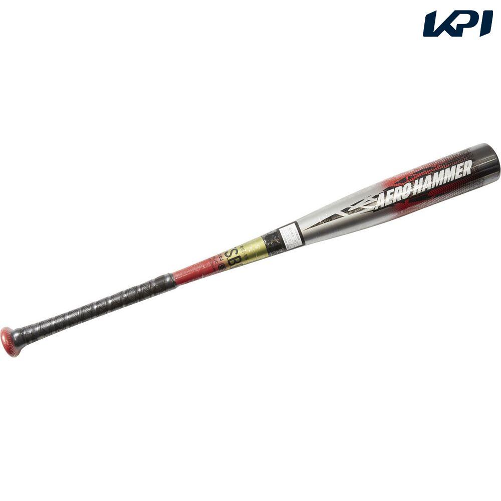 『10%OFFクーポン対象』アディダス adidas 野球バット AERO HAMMER J FTJ26