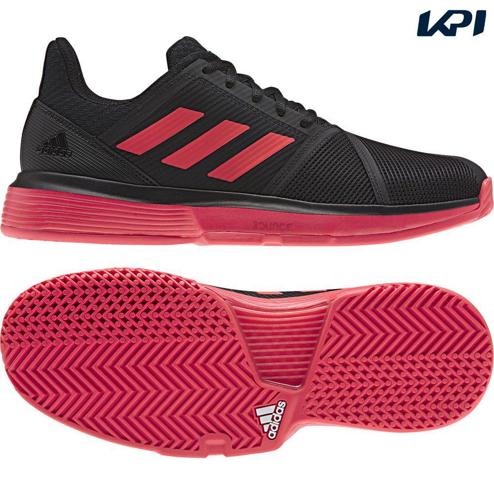 Adidas adidas tennis shoes men CourtJam Bounce M MC コートジャムバウンスマルチコート CG6328