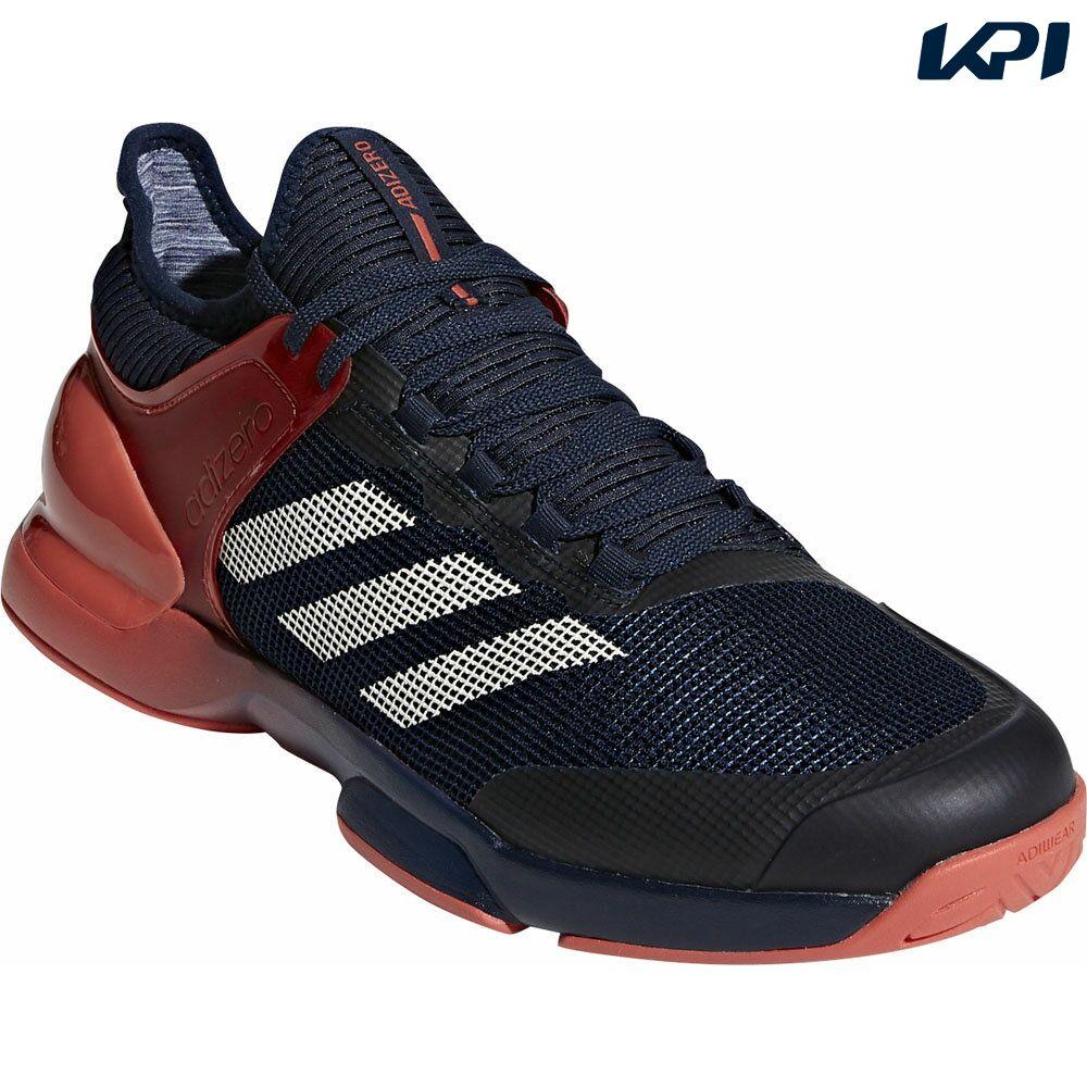 【最大4500円クーポン】アディダス adidas テニスシューズ ADIZERO UBERSONIC 2 AC アディゼロ ウーバーソニック2 オールコート用テニスシューズ CQ1720