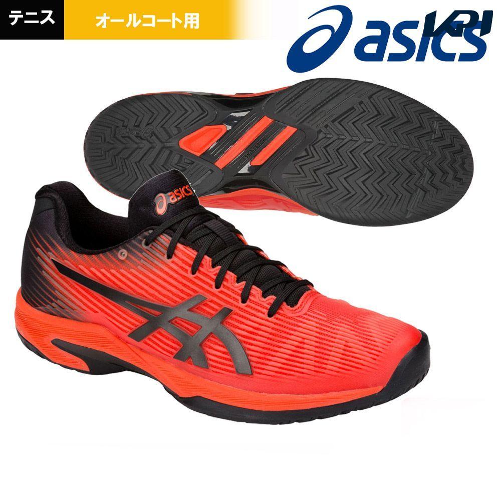 アシックス asics テニスシューズ メンズ SOLUTION SPEED FF ソリューションスピード FF 1041A003-808 オールコート用