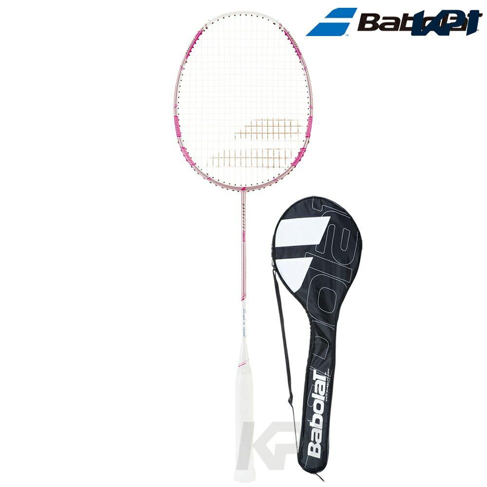 BabolaT(バボラ)「SATELITE 6.5 TOUCH(サテライト 6.5 タッチ) BBF602270」バドミントンラケット