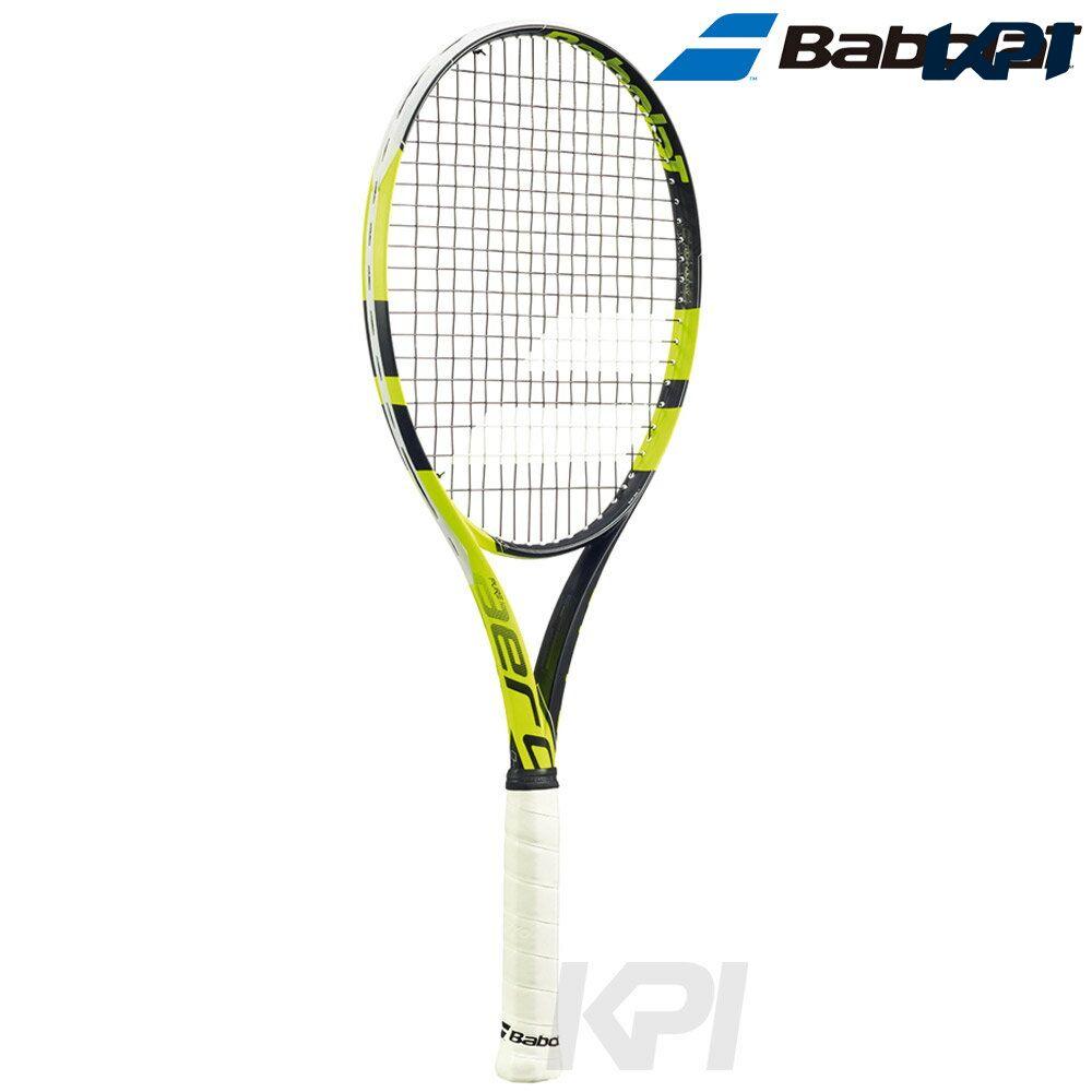 【10000円以上で1000円引クーポン対象】「あす楽対応」BabolaT(バボラ)「PURE AERO LITE(ピュアアエロライト) BF-101256」硬式テニスラケット 『即日出荷』