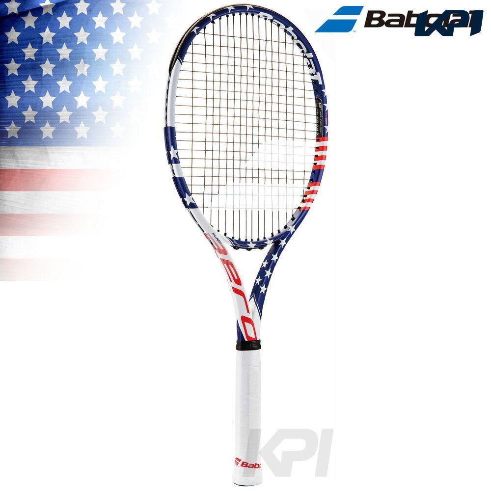 【店内最大3000円クーポン】Babolat(バボラ)「PURE AERO VS US STAR BF101275」硬式テニスラケット
