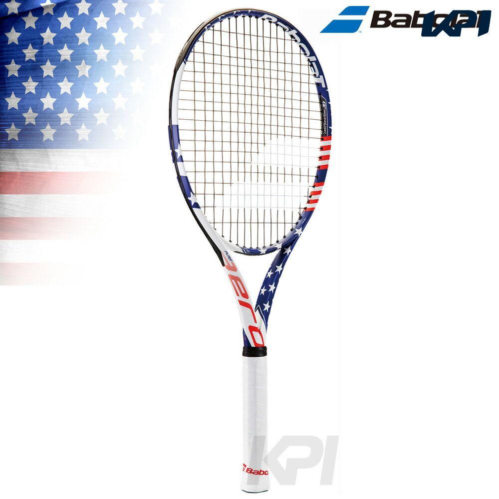 『10%OFFクーポン対象』「2017モデル」Babolat(バボラ)「PURE AERO US STAR(ピュアアエロUS) BF101278」硬式テニスラケット【KPI】