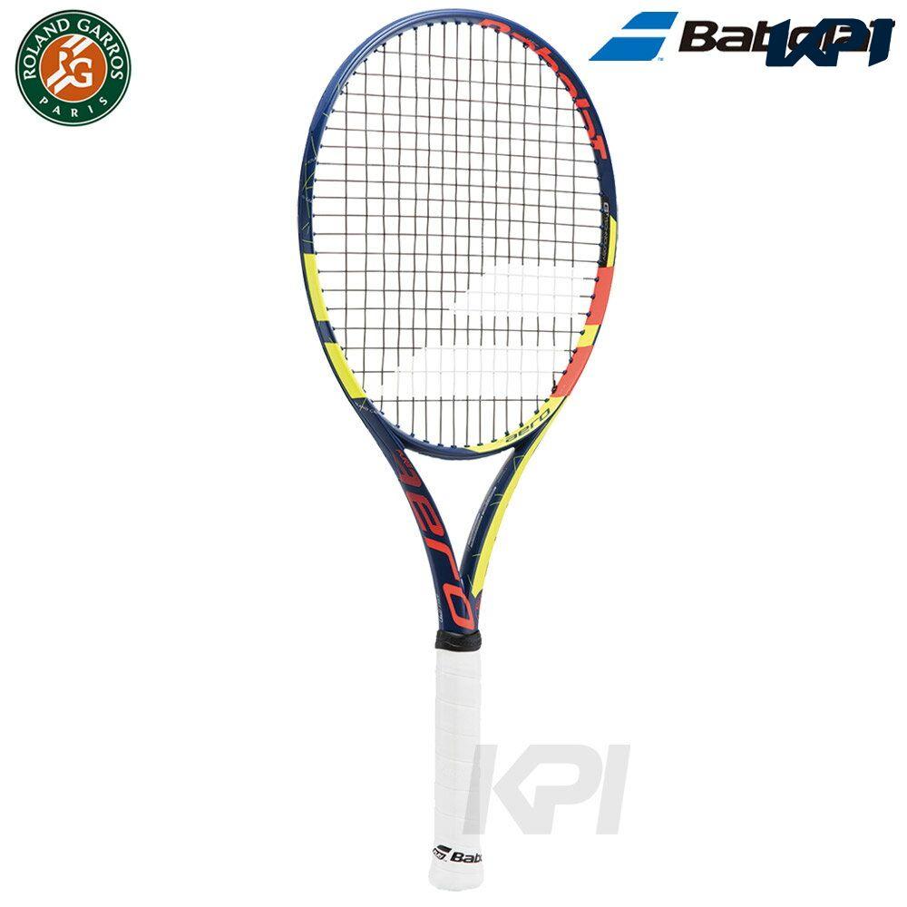 「2017新製品」Babolat(バボラ)「PURE AERO FRENCH OPEN(ピュア アエロ フレンチオープン) BF101291」硬式テニスラケット