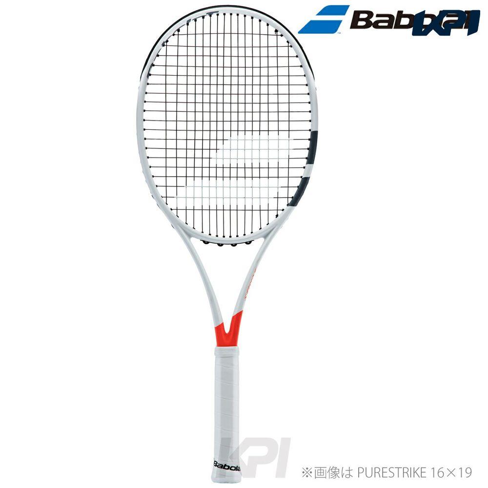 「2017新製品」Babolat(バボラ)「PURE STRIKE TEAM(ピュアストライク チーム) BF101317」硬式テニスラケット【KPI】