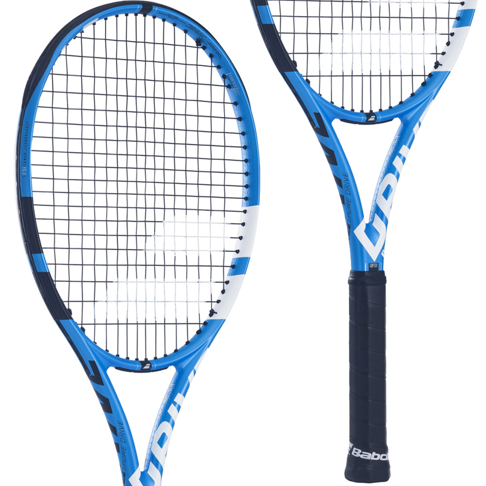 2017 New Products Babolat バボラ Pure Drive 2018 Bf101335 Tennis Racket