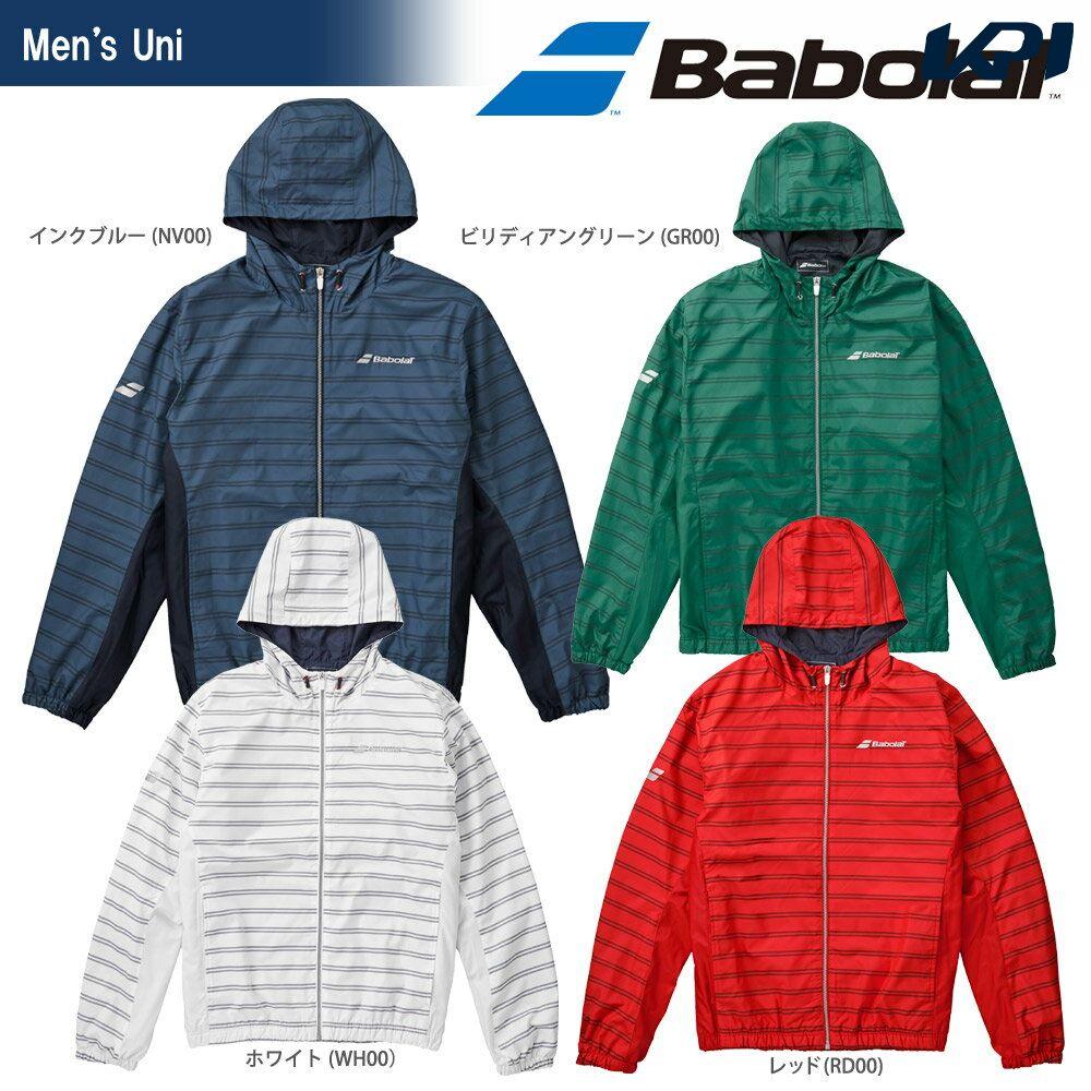 【1000円クーポン対象】バボラ Babolat テニスウェア ユニセックス ヒートナビジャケット BTUMJK03 2018FW