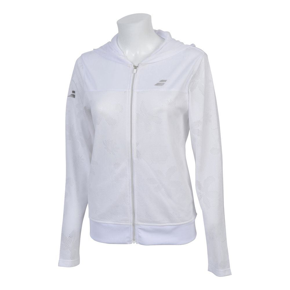 バボラ Babolat テニスウェア レディース メッシュジャケット MESH JACKET BTWNJK41 2019SS「ランドリーバッグプレゼント対象」