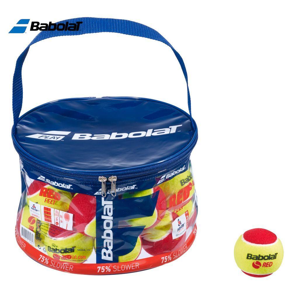 全品10%OFFクーポン~9 30 バボラ Babolat テニスボール FELT RED ジュニア 516005 品質保証 激安挑戦中