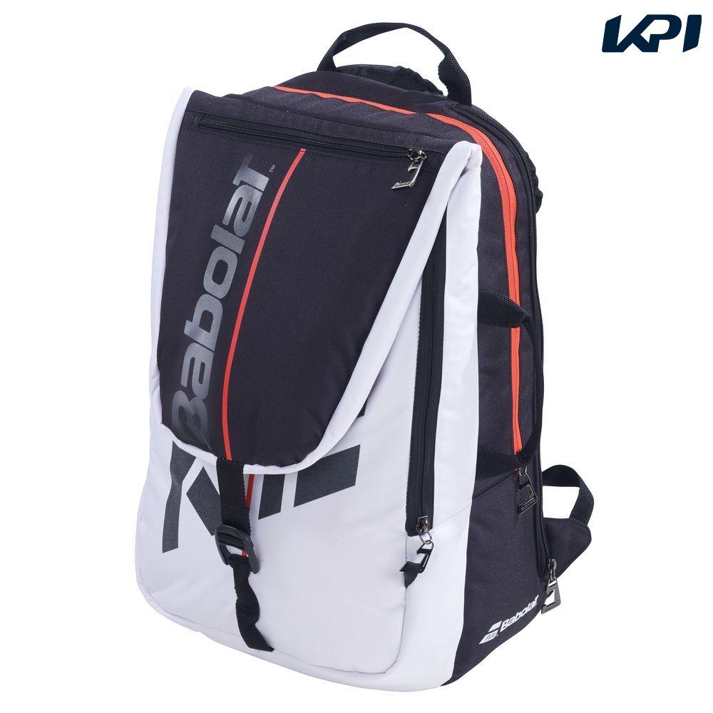 全品10%OFFクーポン ~9 12 バボラ Babolat テニスバッグ 上品 ケース バックパック PACK PURE 3本収納可 STRIKE BB753081 公式 BACK