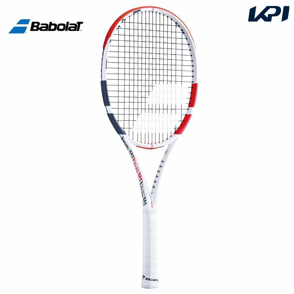 【全品10%OFFクーポン対象】バボラ Babolat 硬式テニスラケット PURE STRIKE 16/19 ピュア ストライク 16/19 BF101406 「特典タオルプレゼント」