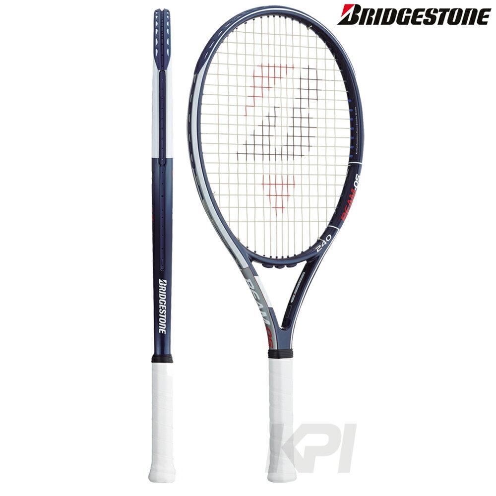「ボール3缶プレゼント」BRIDGESTONE(ブリヂストン) 「BEAM-OS 240(ビームオーエス 240) BRABM5」硬式テニスラケット