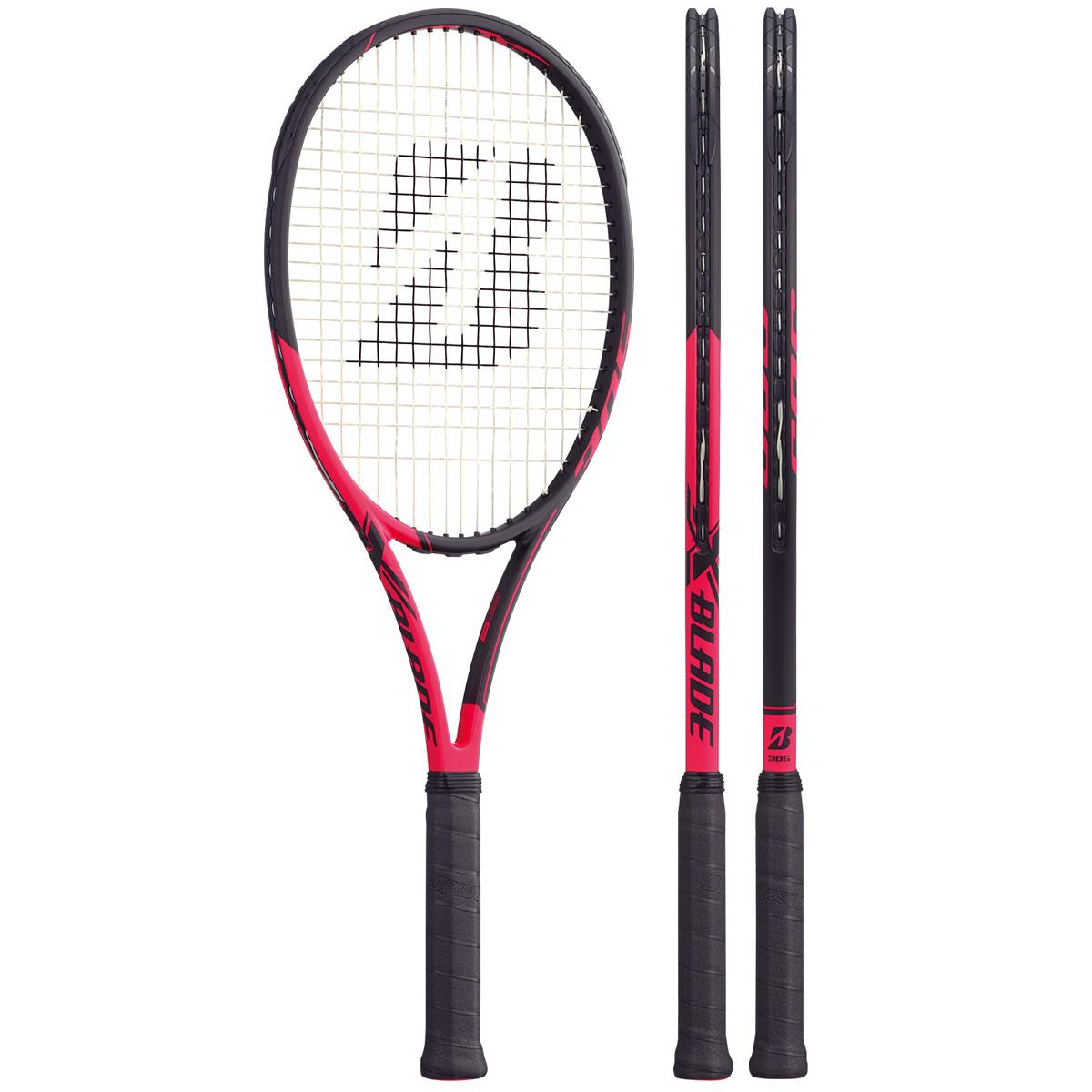 ブリヂストン BRIDGESTONE 硬式テニスラケット X-BLADE BX 305 エックスブレード ビーエックス 305 BRABX1 【Tシャツまたはサコッシュプレゼント】