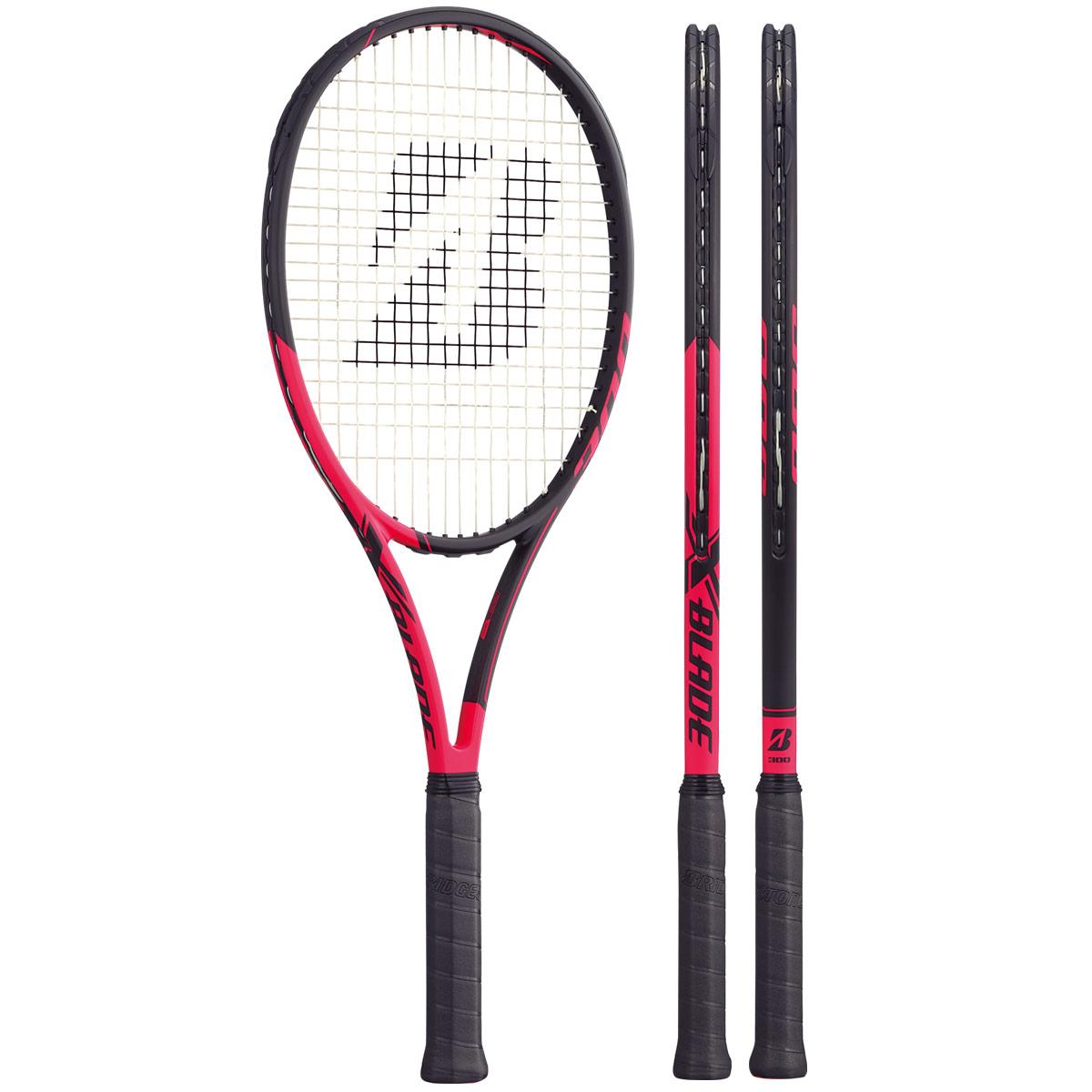 ブリヂストン BRIDGESTONE 硬式テニスラケット X-BLADE BX 300 エックスブレード ビーエックス 300 BRABX2 【Tシャツまたはサコッシュプレゼント】