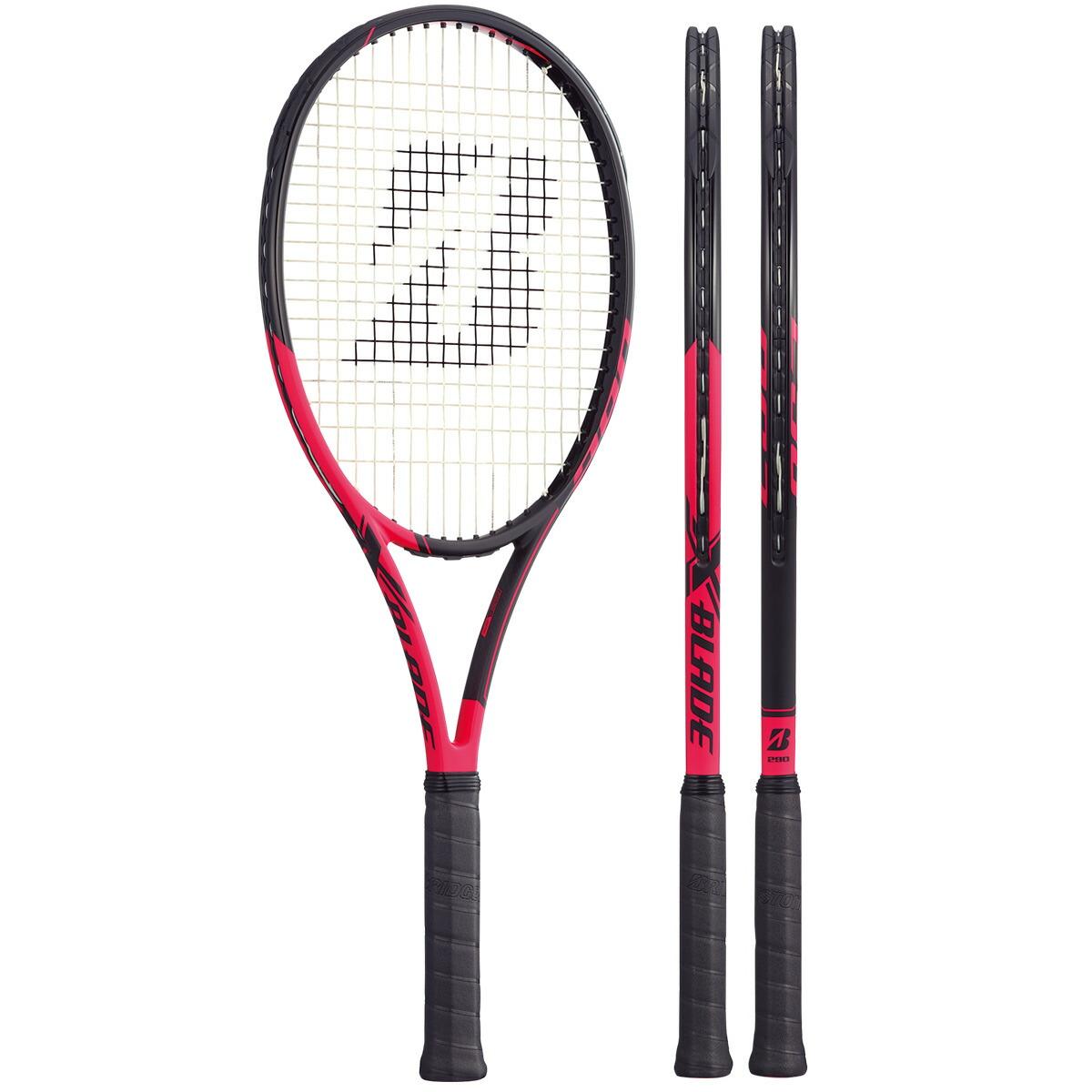【10000円以上で1000円引クーポン対象】ブリヂストン BRIDGESTONE 硬式テニスラケット X-BLADE BX 290 エックスブレード ビーエックス 290 BRABX3