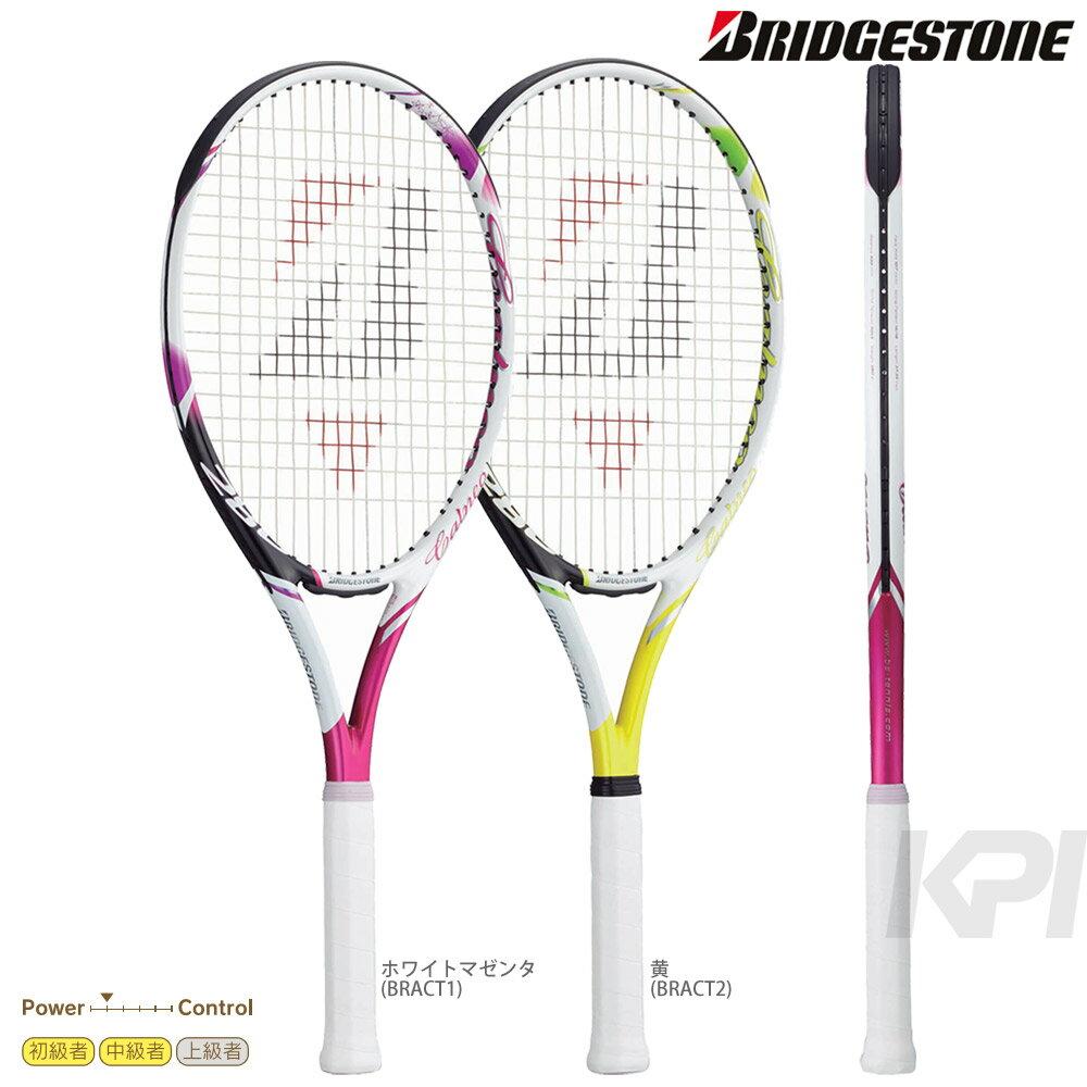 『10%OFFクーポン対象』BRIDGESTONE(ブリヂストン)「Calneo 280(カルネオ280) BRACT1-BRACT2」硬式テニスラケット【KPI】