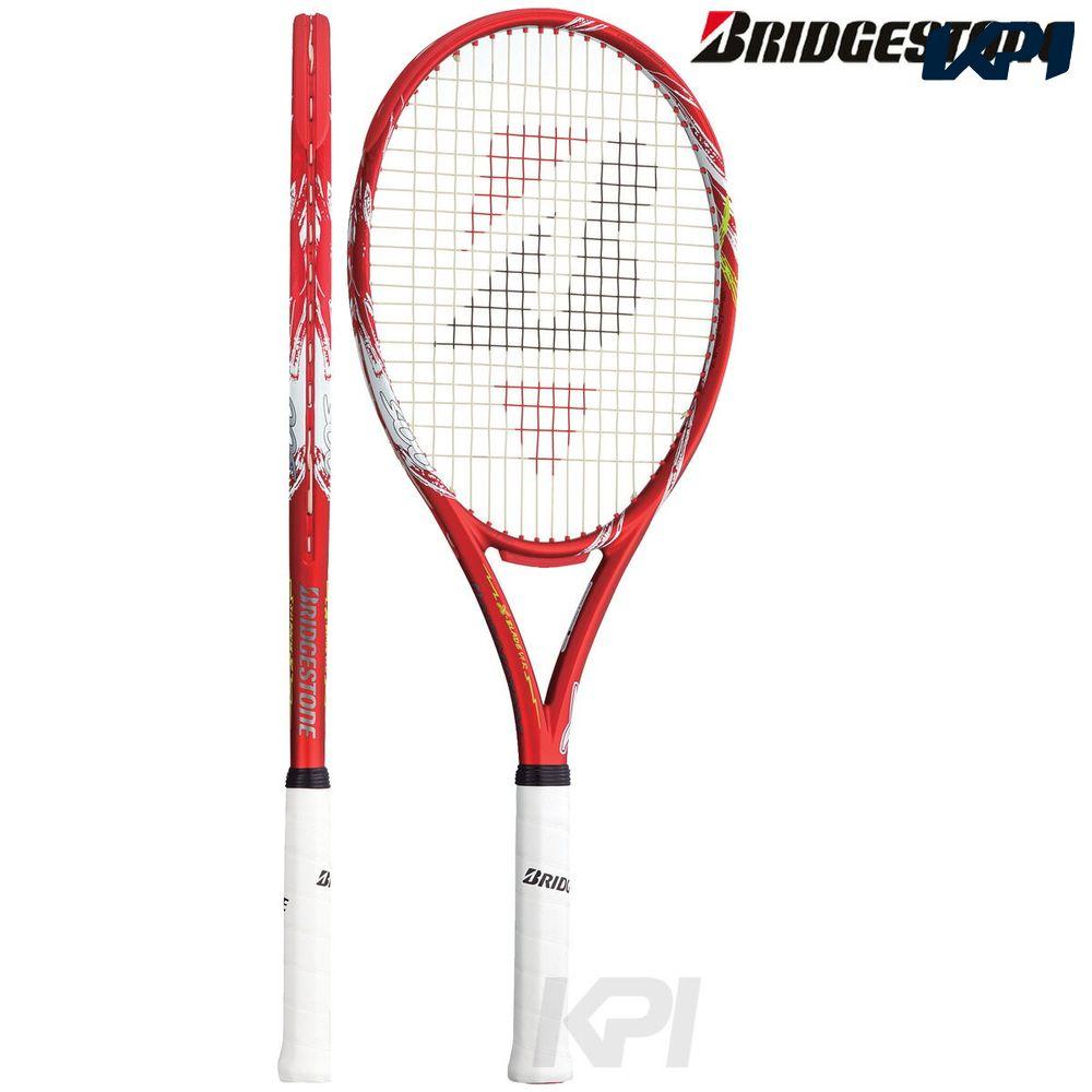 【1000円クーポン対象】BRIDGESTONE(ブリヂストン)「X-BLADE VI-R300(エックスブレードブイアイR300) BRAV64」硬式テニスラケット【KPI】