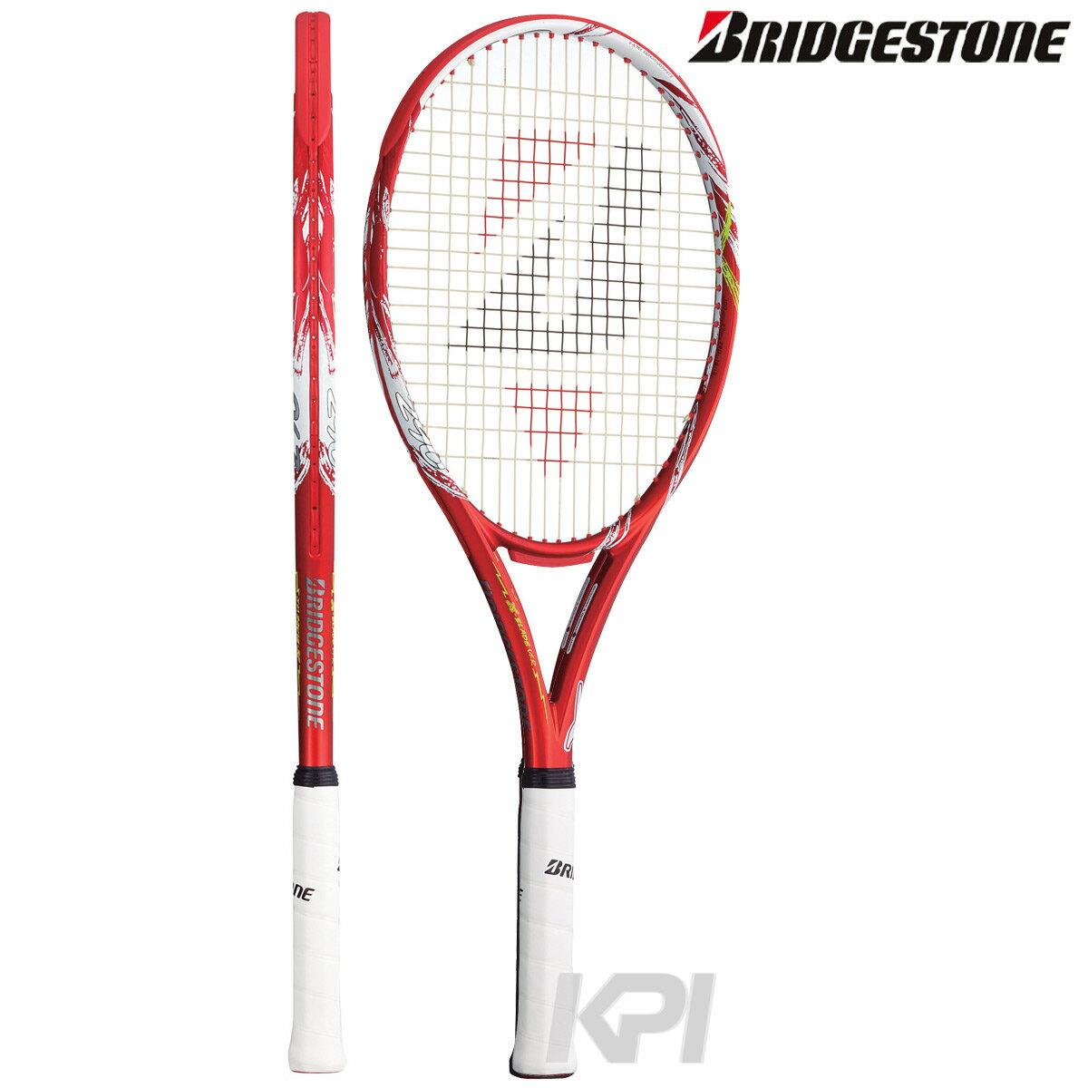BRIDGESTONE(ブリヂストン)「X-BLADE VI-R290(エックスブレードブイアイR290) BRAV65」硬式テニスラケット【KPI】