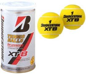 BRIDGESTONE (Bridgestone) XT8 (eight エックスティ) 1 can = a 2 ball tennis ball