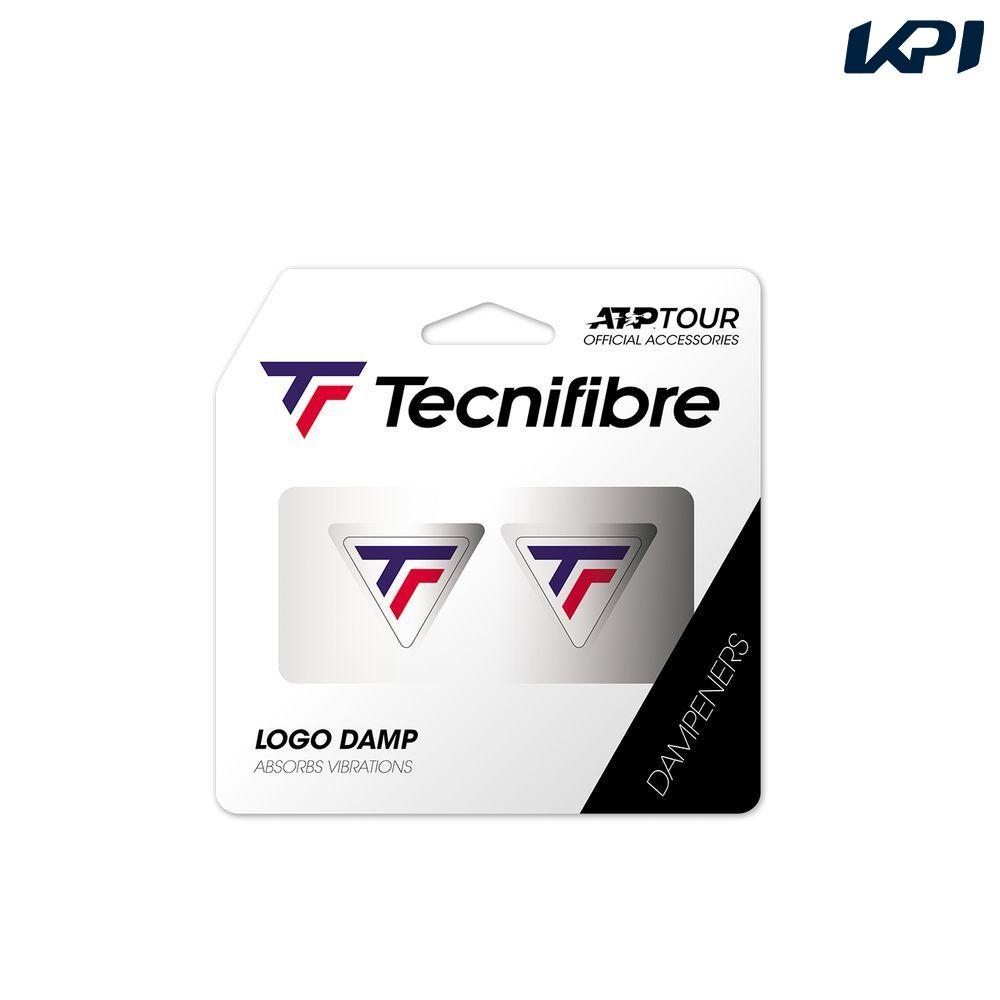 全品10%OFFクーポン~9 20 テクニファイバー Tecnifibre 2020 新作 テニス振動止め 海外輸入 DAMP TFAA043 TFA043 LOGO