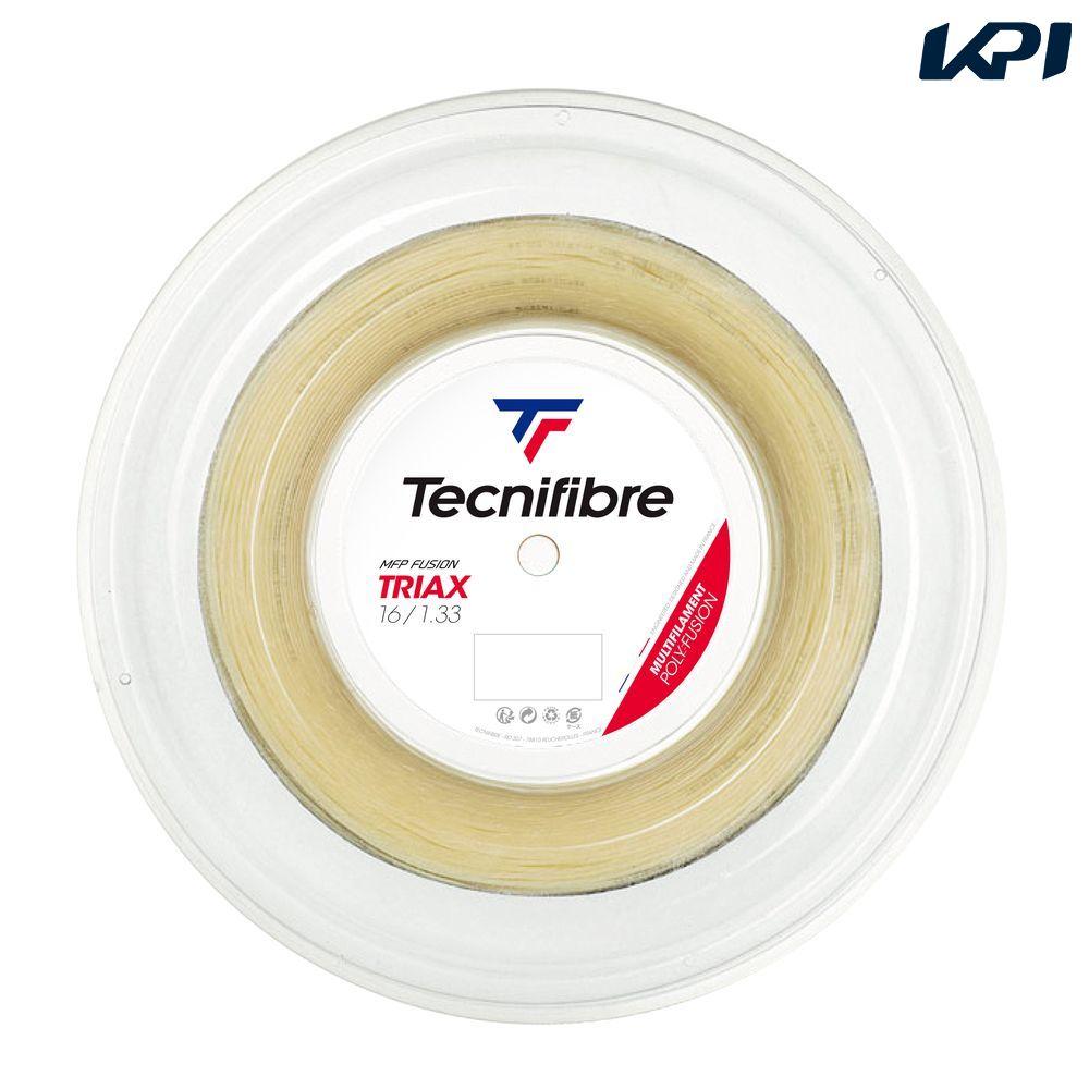 セールSALE%OFF 送料無料 全品10%OFFクーポン ~9 12 テクニファイバー Tecnifibre テニスガット TFSR301 1.33mm TRIAX 2020新作 ストリング ロール200m トライアックス TFR311
