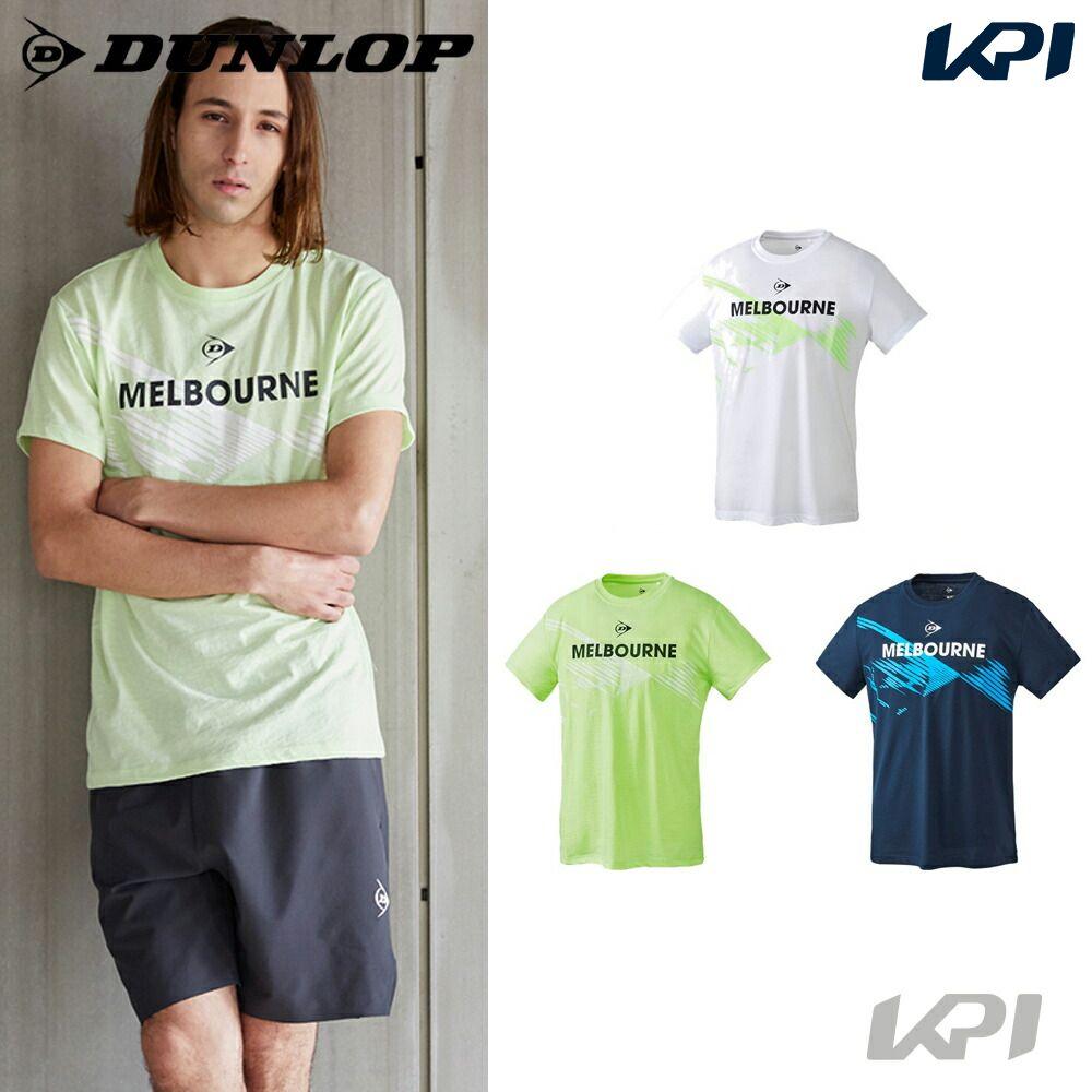 <title>全品10%OFFクーポン対象 ダンロップ DUNLOP テニスウェア ユニセックス 発売モデル Tシャツ DAL-8002 2020SS ポスト投函便対応</title>