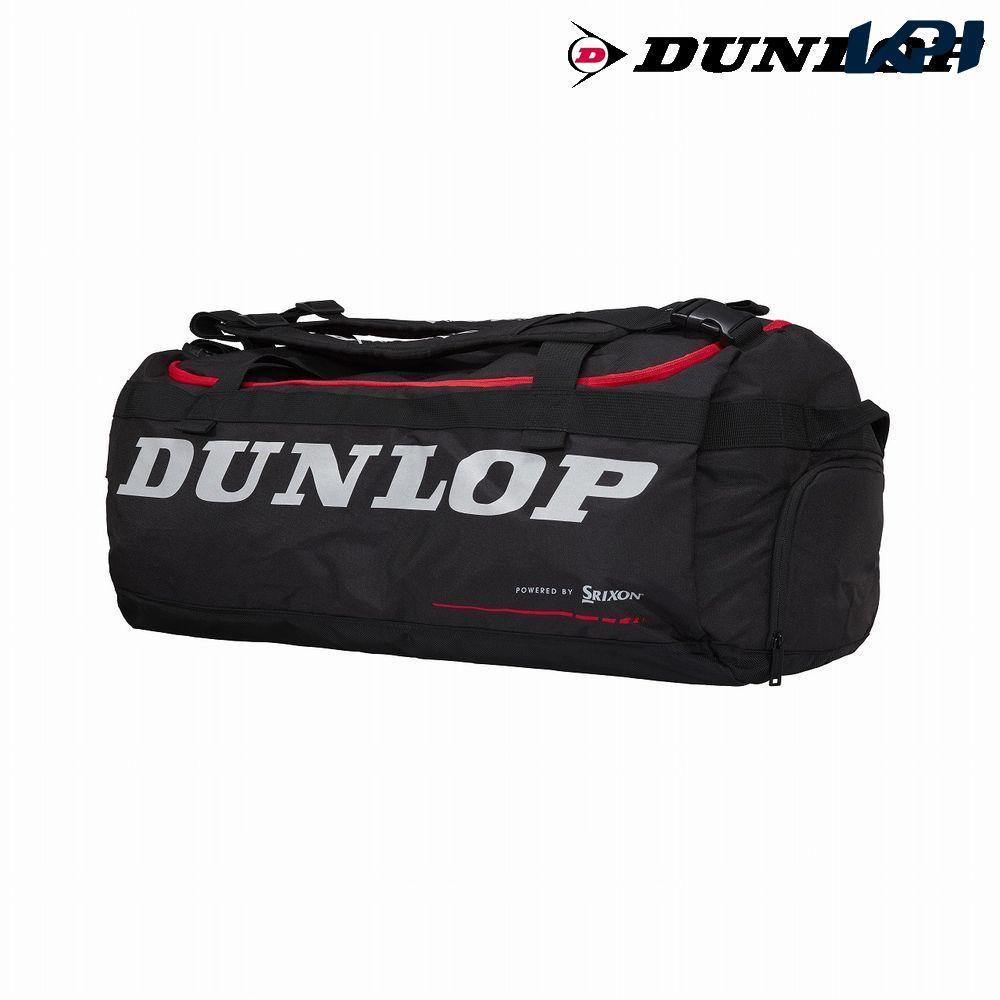 【全品10%OFFクーポン対象】ダンロップ DUNLOP テニスバッグ・ケース 2WAYボストンバッグ(ラケット収納可) DPC2982