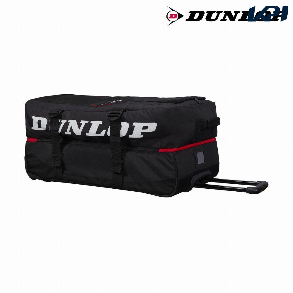 ダンロップ DUNLOP テニスバッグ・ケース キャスターバッグ(ラケット収納可) DPC2983