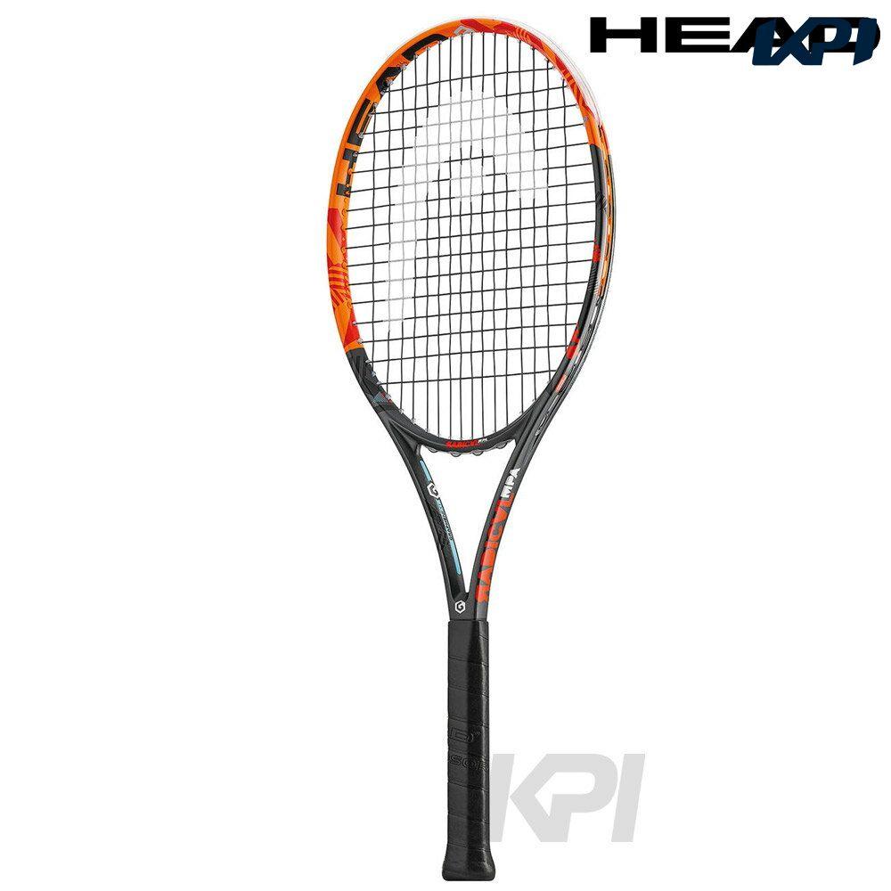 【1000円クーポン対象】HEAD(ヘッド)「Graphene XT RADICAL MPA(ラジカルミッドプラスエー) 230226」硬式テニスラケット【KPI】 ヘッドテニスセンサー対応