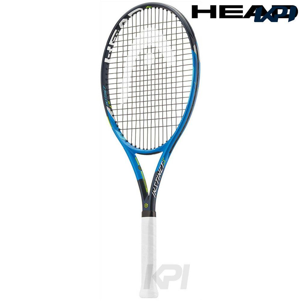 『10%OFFクーポン対象』「2017新製品」HEAD(ヘッド)「GRAPHENE TOUCH INSTINCT S(グラフィンタッチ インスティンクト S) 231927」硬式テニスラケット ヘッドテニスセンサー対応