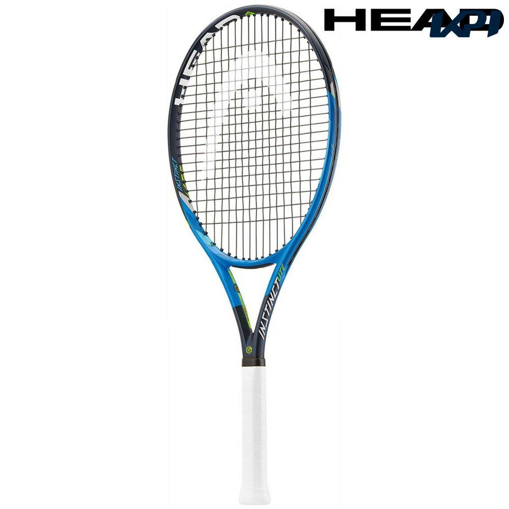「2017新製品」HEAD(ヘッド)「Graphene TouchINSTINCT LITE(インスティンクト ライト) 231937」テニスラケット ヘッドテニスセンサー対応
