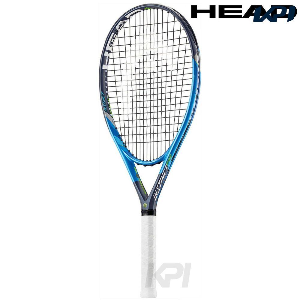 「2017新製品」HEAD(ヘッド)「Graphene Touch INSTINCT PWR(インスティンクト パワー) 232017」テニスラケット