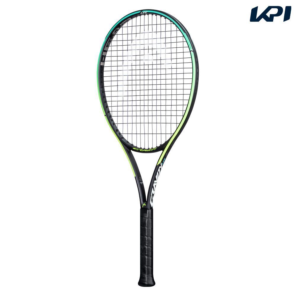 送料無料 ガット張り無料 対象商品10%OFFクーポン ~2 28 安売り 23:59 高級 ヘッド HEAD 3月上旬発売予定※予約 2021 グラビティ テニス硬式テニスラケット LITE Gravity ライト 233851