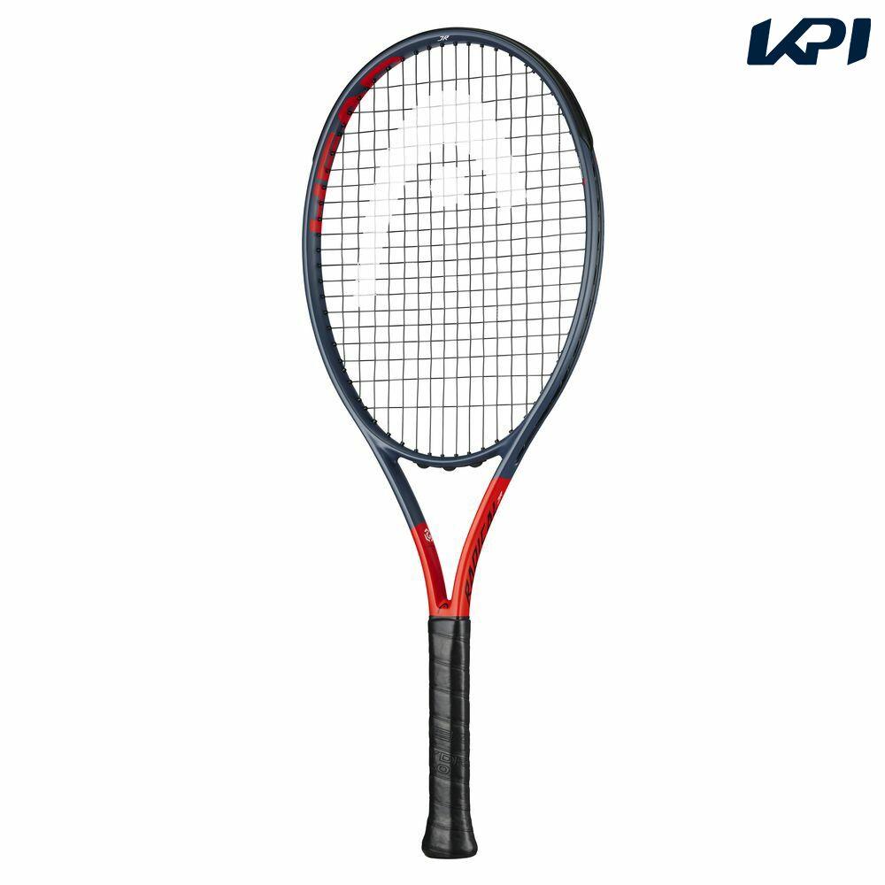 ヘッド HEAD ジュニアテニスラケット 「ガット張り上げ済」 Graphene 360 RADICAL JR. (ラジカル ジュニア) 234509 ヘッドテニスセンサー対応