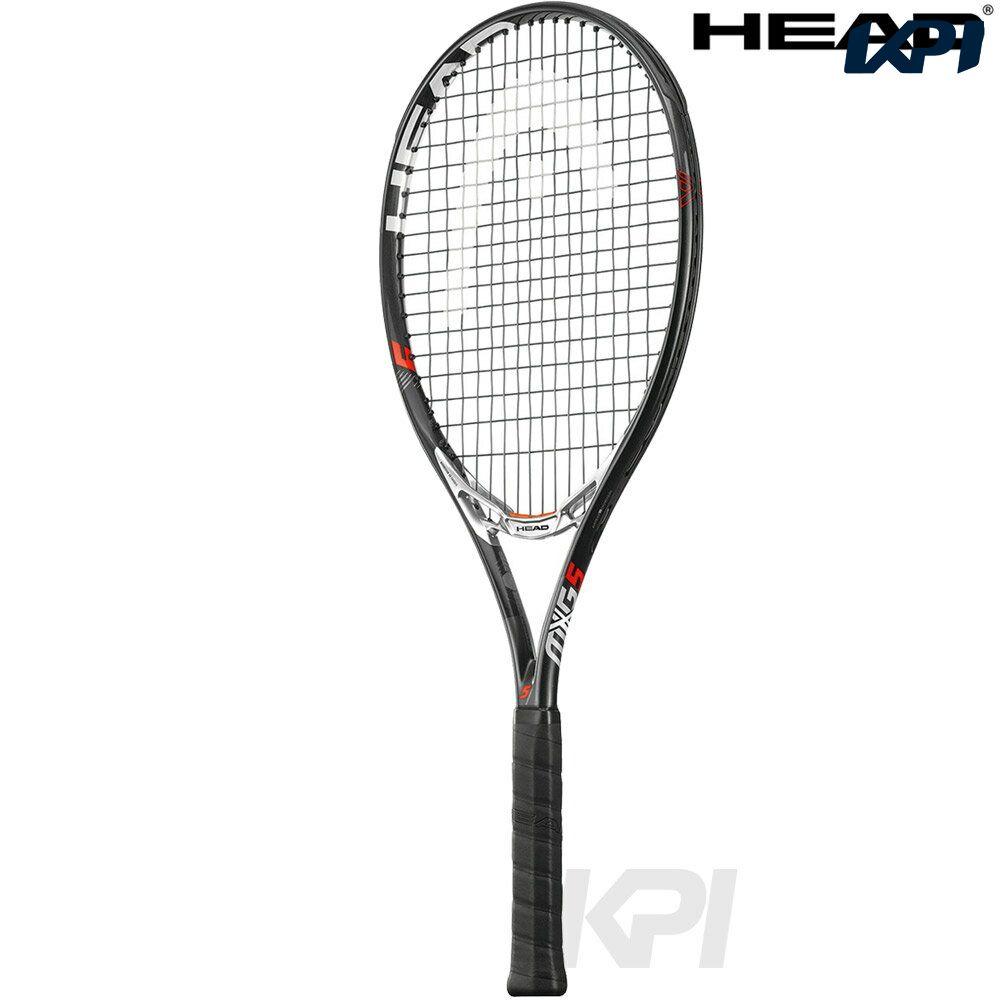 『10%OFFクーポン対象』「2017新製品」HEAD(ヘッド)「MXG 5(エムエックスジー5) 238717」硬式テニスラケット ヘッドテニスセンサー対応