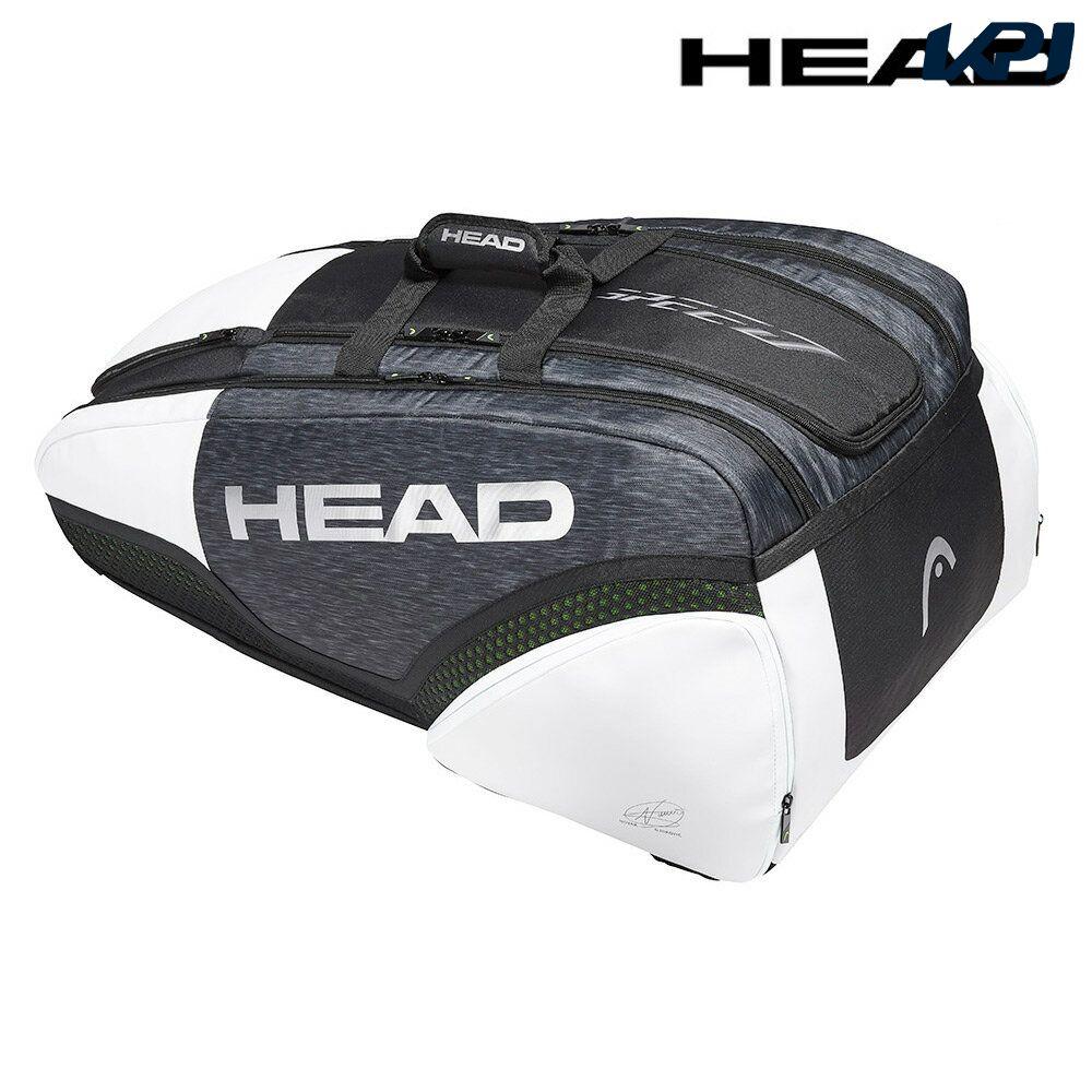 ヘッド HEAD テニスバッグ・ケース Djokovic 12R Monstercombi 283009