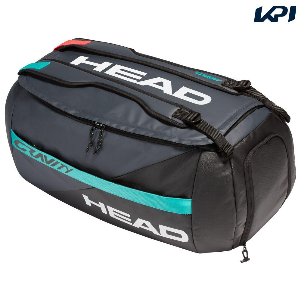【全品10%OFFクーポン対象】「あす楽対応」ヘッド HEAD テニスバッグ・ケース Gravity Sport Bag グラビティ スポートバッグ ラケット6本入 283020 『即日出荷』