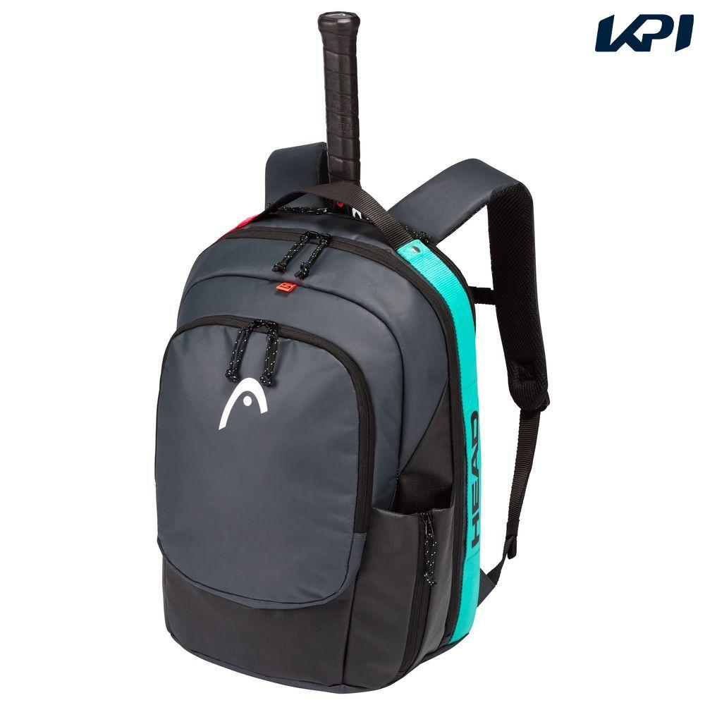 【全品10%OFFクーポン対象】「あす楽対応」ヘッド HEAD テニスバッグ・ケース Gravity Backpack グラビティ バックパック ラケット収納可能 283030 『即日出荷』