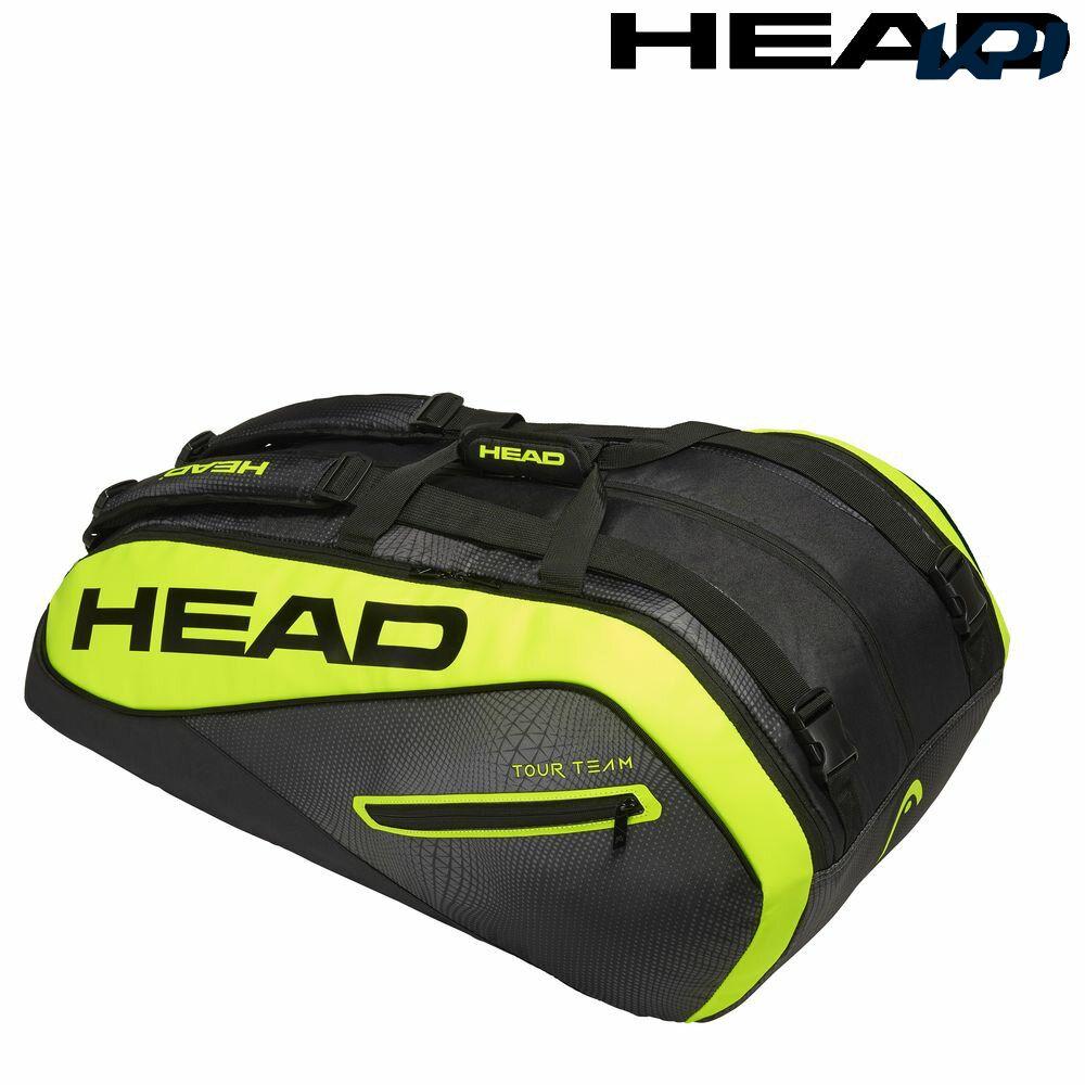 ヘッド HEAD テニスバッグ・ケース Tour Team Extreme 12R Monstercombi 283399