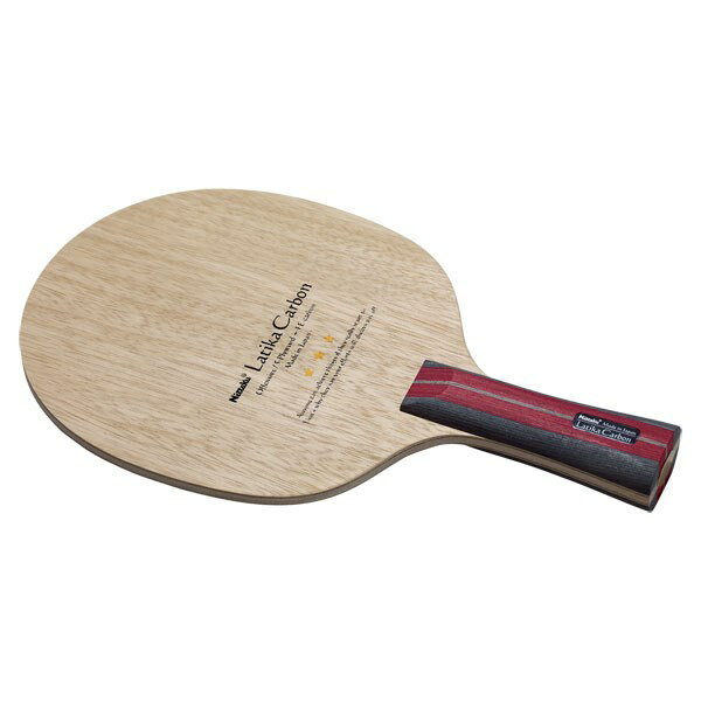 『10%OFFクーポン対象』Nittaku(ニッタク)[ラティカカーボン FL NC0401]卓球ラケット