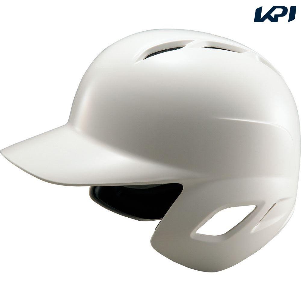【全品10%OFFクーポン対象】ゼット ZETT 野球アクセサリー 軟式打者用ヘルメット BHL370 BHL370-1100