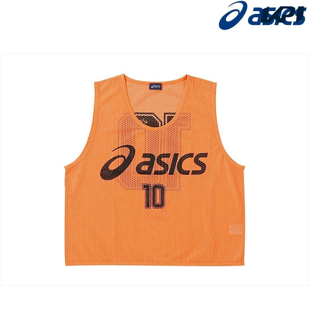 【全品10%OFFクーポン】アシックス asics サッカーアクセサリー ビブス(10枚セット) XSG060-21