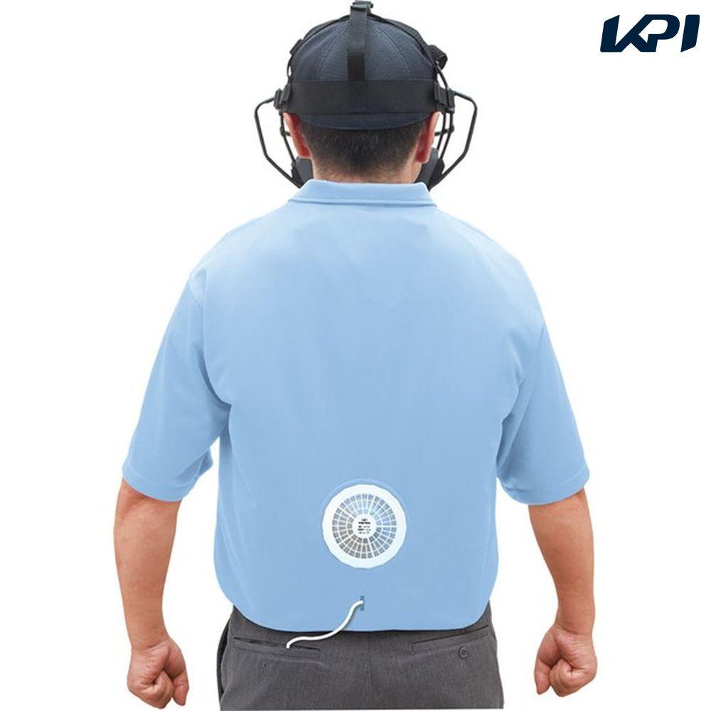 クーリングニットウェア&クーリングファンセット 野球その他 L BX83-37 【10%OFFクーポン】ユニックス アンパイア