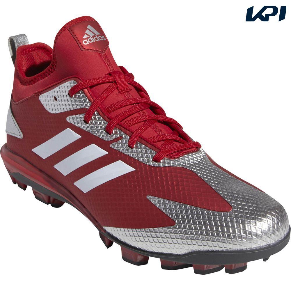 【全品10%OFFクーポン対象】アディダス adidas 野球スパイク メンズ アディゼロ スピード POINT DB3452