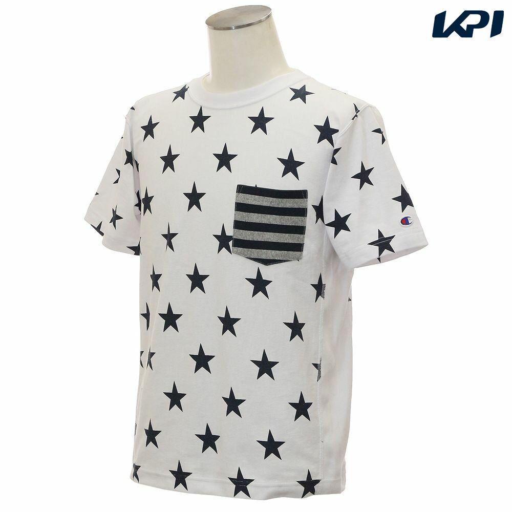【全品10%OFFクーポン対象】チャンピオン Champion ヘインズ マルチSPウェア リバースウィーブポケット付きTシャツ C3-F310-013