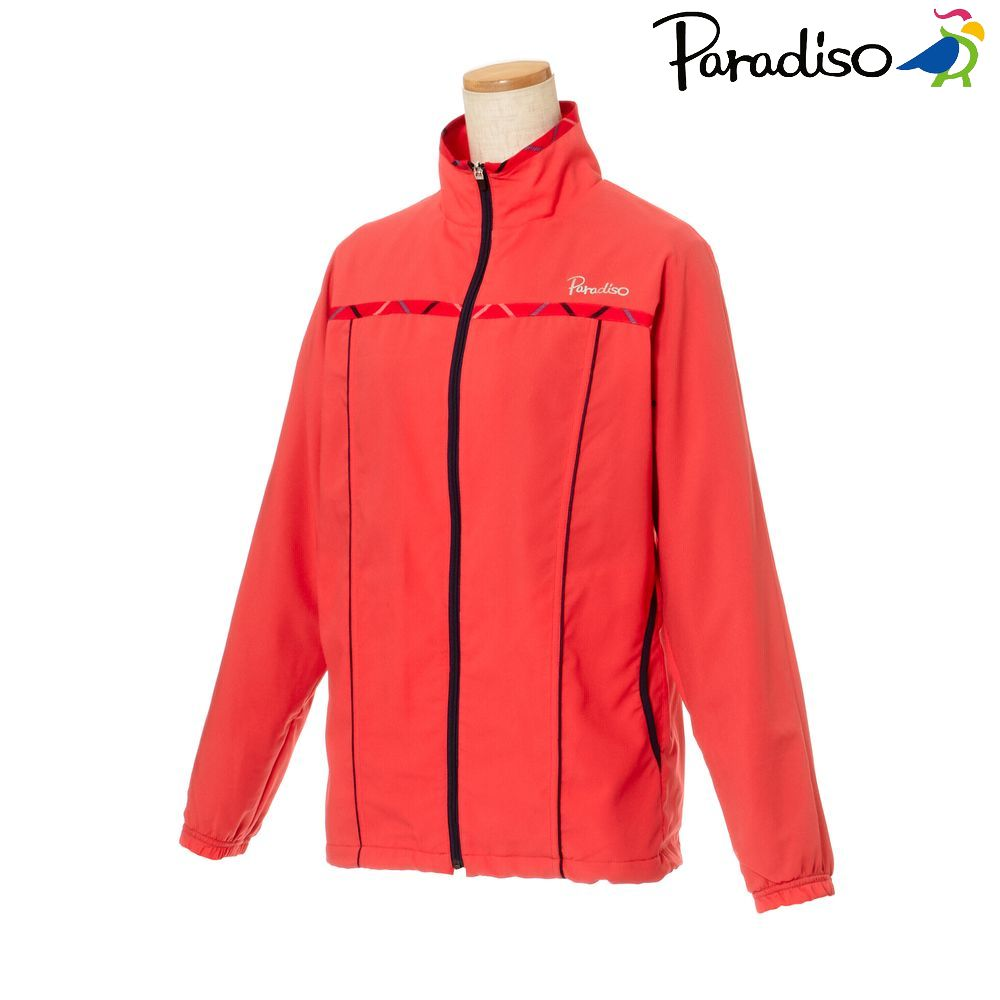 【全品10%OFFクーポン】パラディーゾ PARADISO テニスウェア レディース ブルゾン KCL12D 2018FW