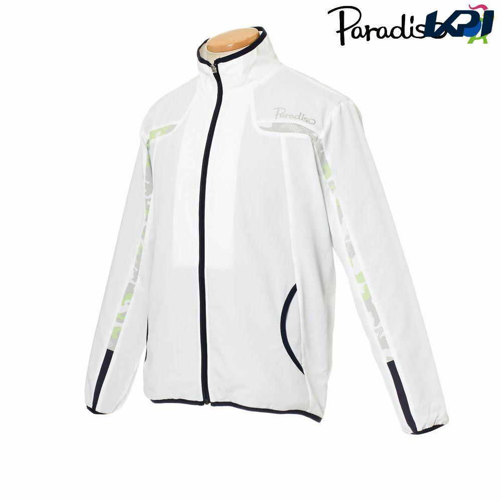 【全品10%OFFクーポン対象】パラディーゾ PARADISO テニスウェア メンズ ブルゾン KCM03D 2018FW