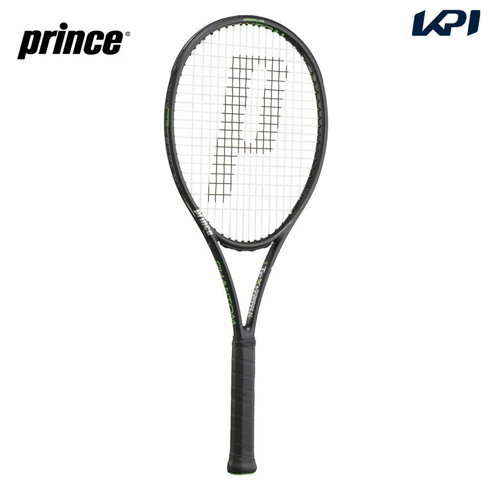 【全品10%OFFクーポン対象】プリンス Prince 硬式テニスラケット PHANTOM 100 ファントム 100 7TJ102