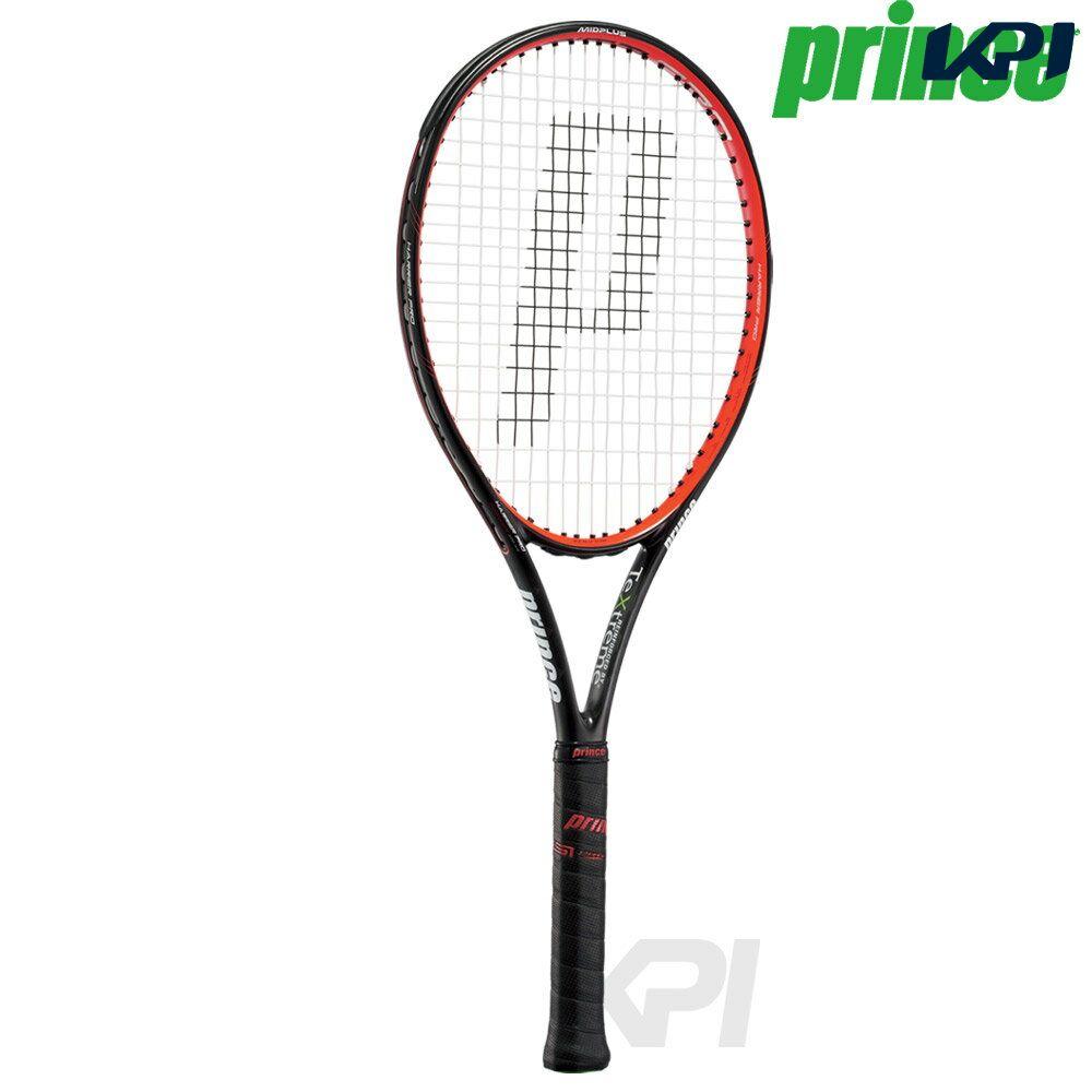 「あす楽対応」Prince(プリンス)「HARRIER PRO 100XR(ハリアー プロ 100XR) 7TJ018」硬式テニスラケット(スマートテニスセンサー対応) 『即日出荷』